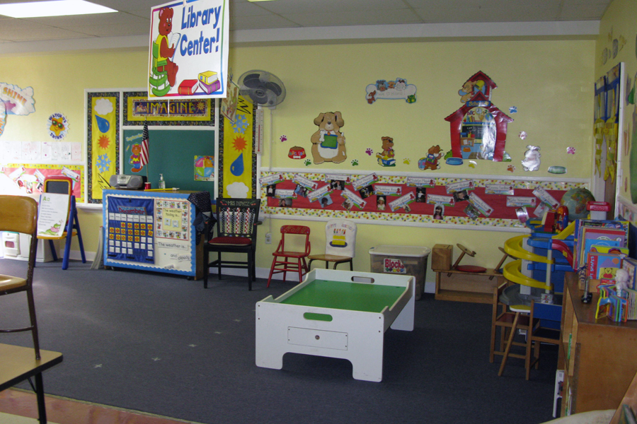 4 Classroom Picture